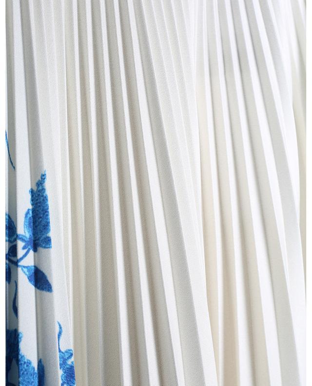 Jupe en jersey imprimé Bluegrace Bouquet VALENTINO