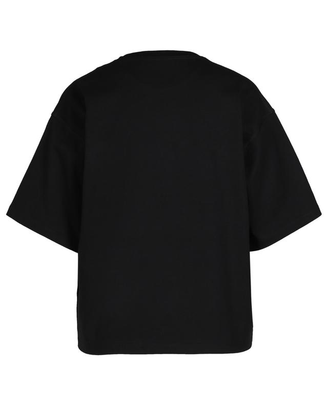"T-shirt court ""boxy"" imprimé et brodé VLTNSTAR VALENTINO"