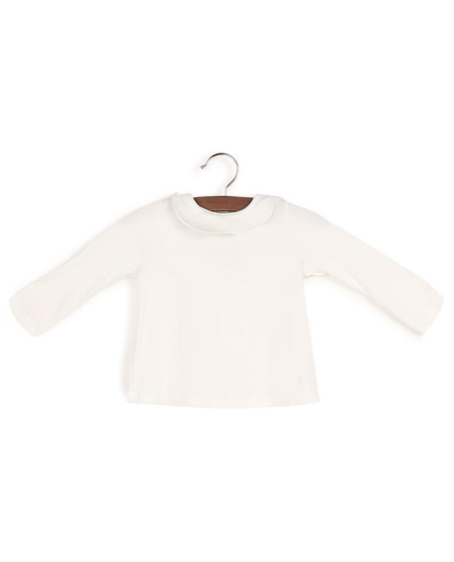 T-shirt trapèze à manches longues en jersey Liberta PETIT BATEAU