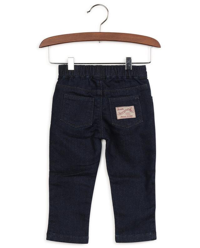Pantalon en coton mélangé Lilet PETIT BATEAU