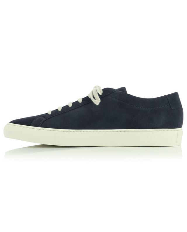Achilles Low lace-up suede sneakers COMMON PROJECTS