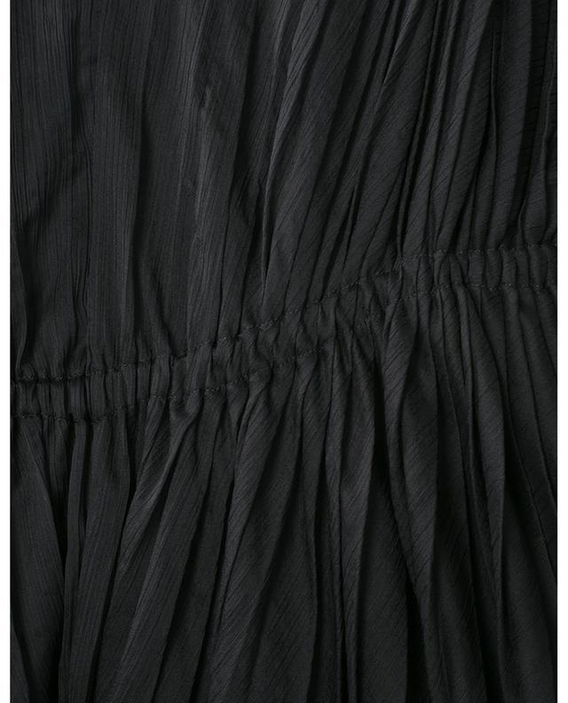 Robe sans manches brodée de monili FABIANA FILIPPI