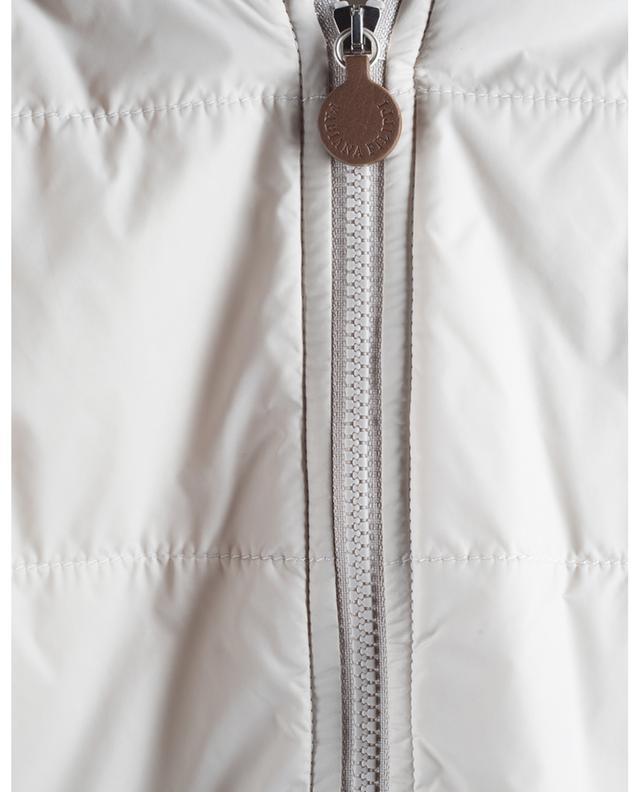 Veste sans manches matelassée FABIANA FILIPPI