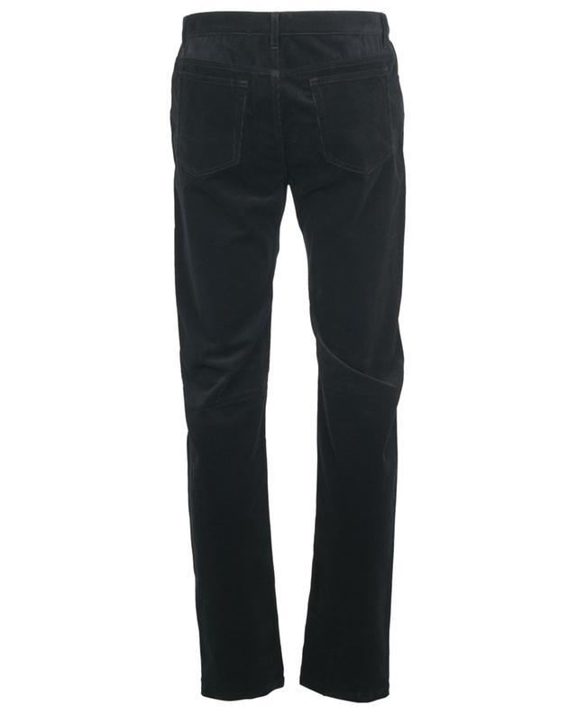 Petit Standard low-rise slim fit corduroy jeans A.P.C.