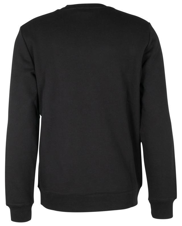 V.P.C. flock printed crewneck sweatshirt A.P.C.