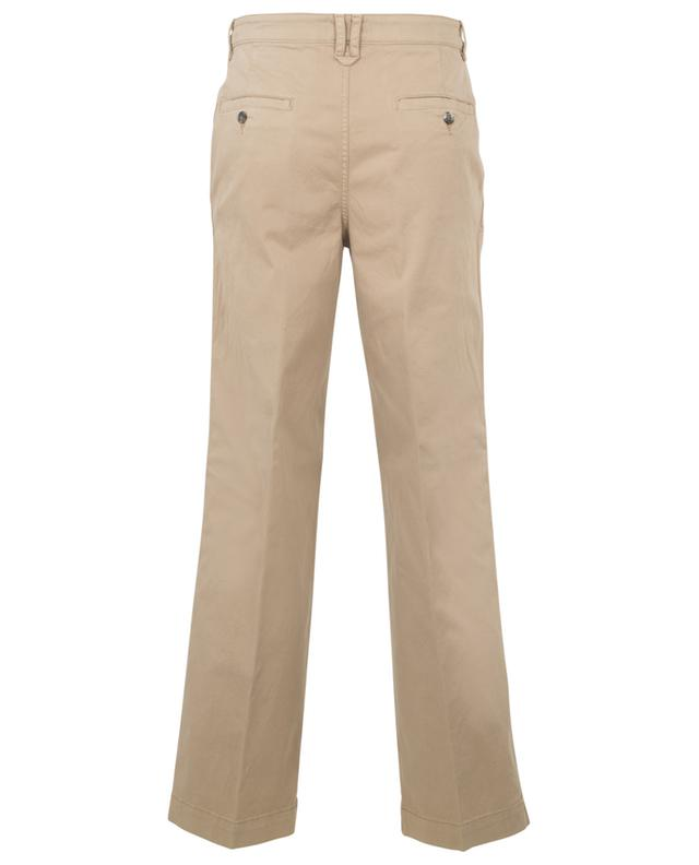 Cotton blend chino trousers KENZO