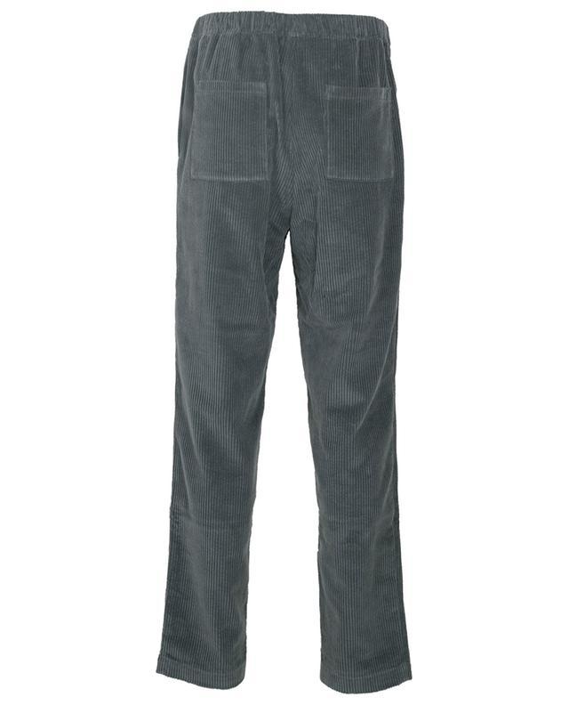 Corduroy straight trousers KENZO