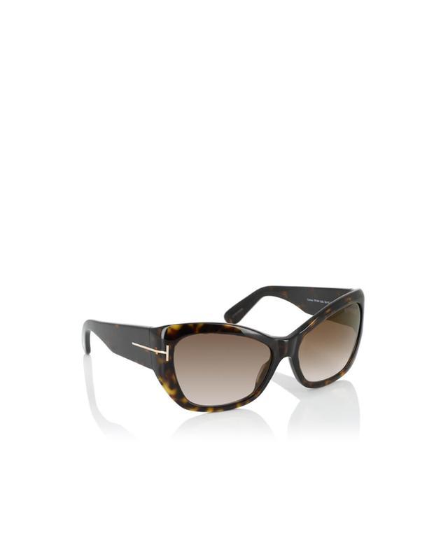 Rechteckige Sonnenbrille TOM FORD