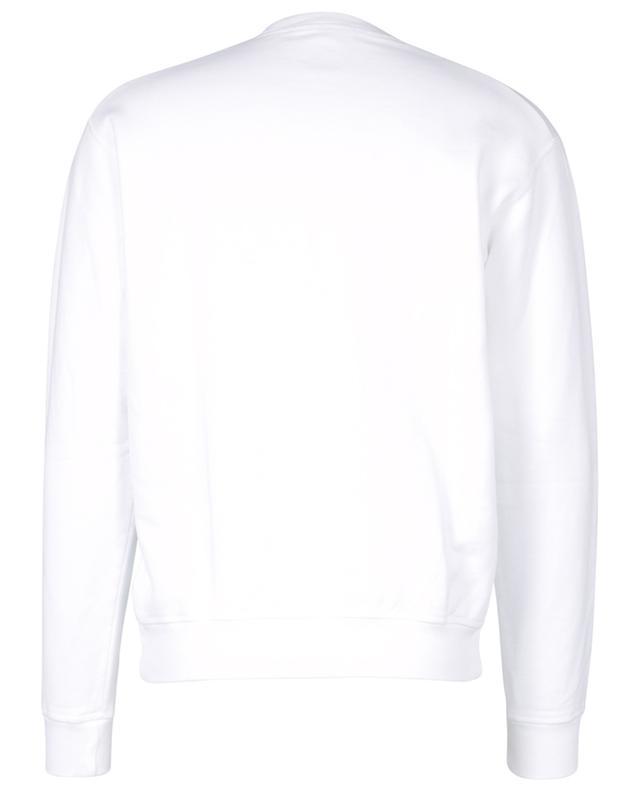 Sweat-shirt à col rond imprimé mini ICON Cool Fit DSQUARED2