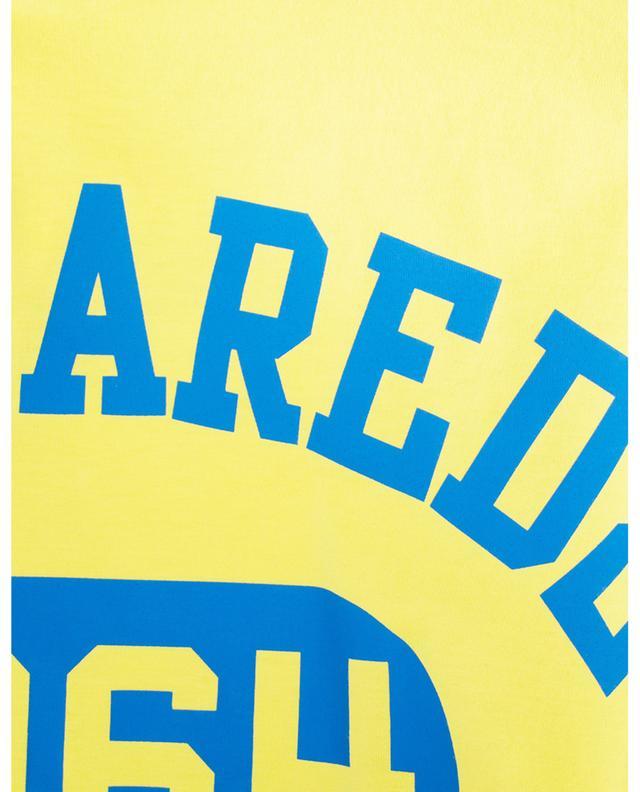 T-shirt imprimé logo Bros. Dept. Tennis Fit DSQUARED2