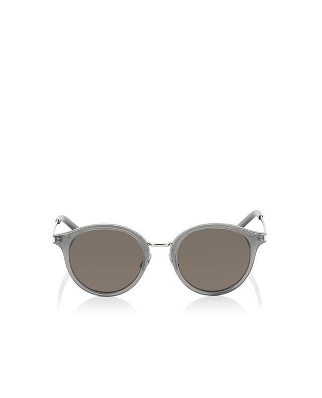 Saint laurent paris lunettes de soleil sl 57 argent a17194