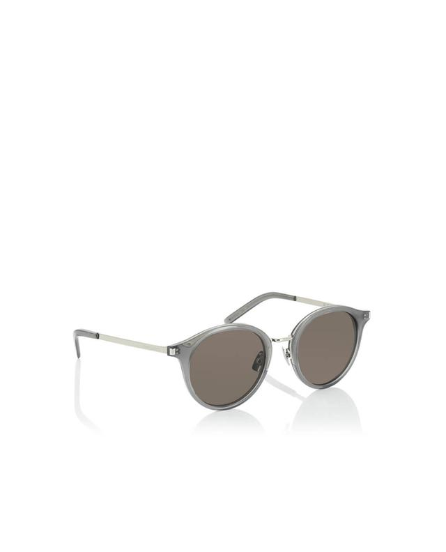 Saint laurent paris sl 57 sunglasses silver a17194