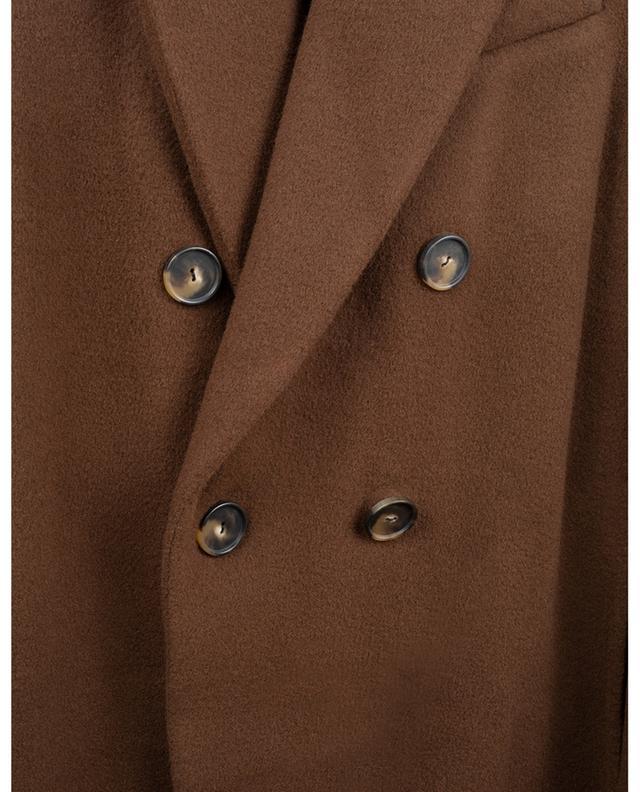 Manteau oversize à boutonnière double VINCE