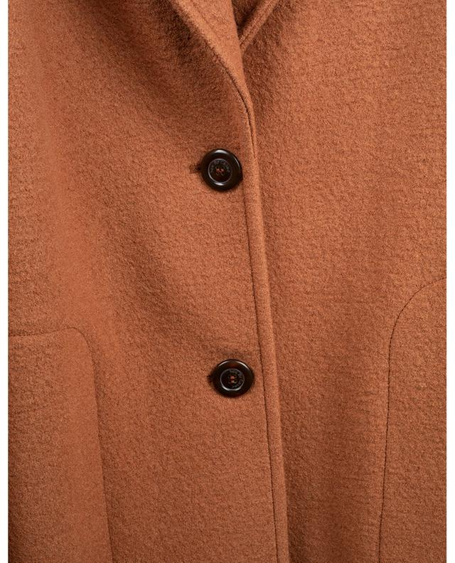 Loose coat in thick wool SEE BY CHLOE