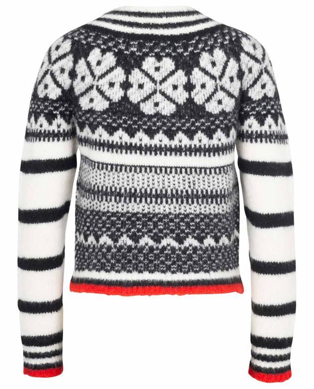 Pull en laine mélangée Winter Jacquard SEE BY CHLOE