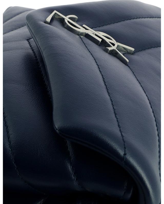 Sac porté épaule en cuir matelassé Loulou Mini SAINT LAURENT PARIS