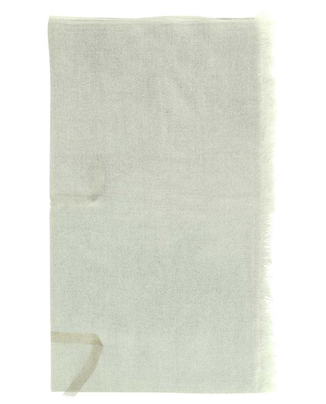 Écharpe fine en cachemire et soie Scarf Ribbon 19 ANDREA'S 47
