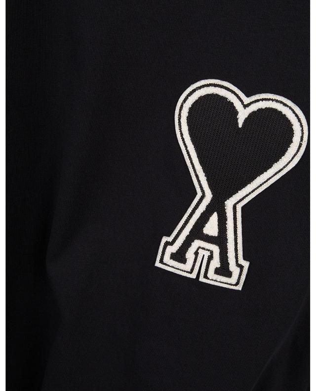 T-shirt large en coton logo Ami de Coeur AMI