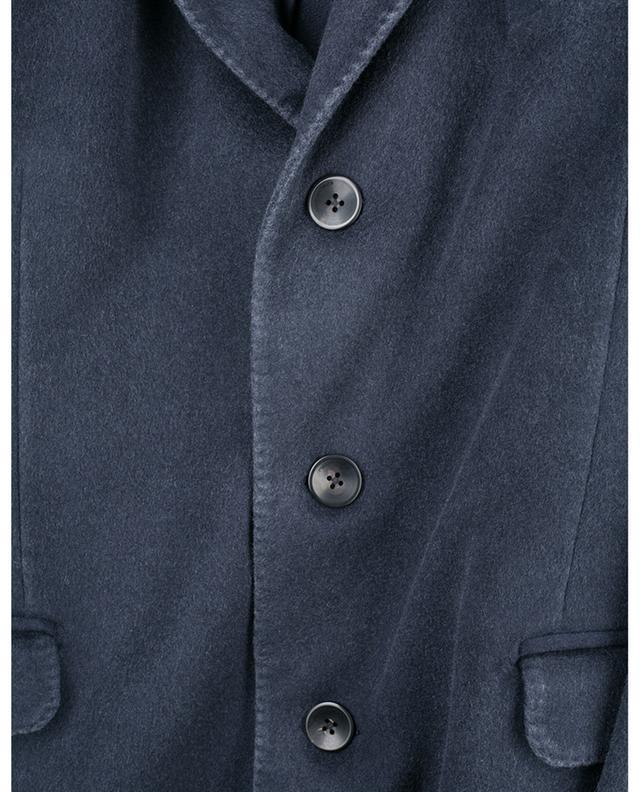 Three-quarter length cashmere coat BOGLIOLI