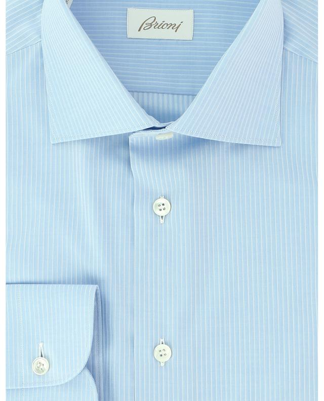 Chemise en coton poignets ronds William BRIONI