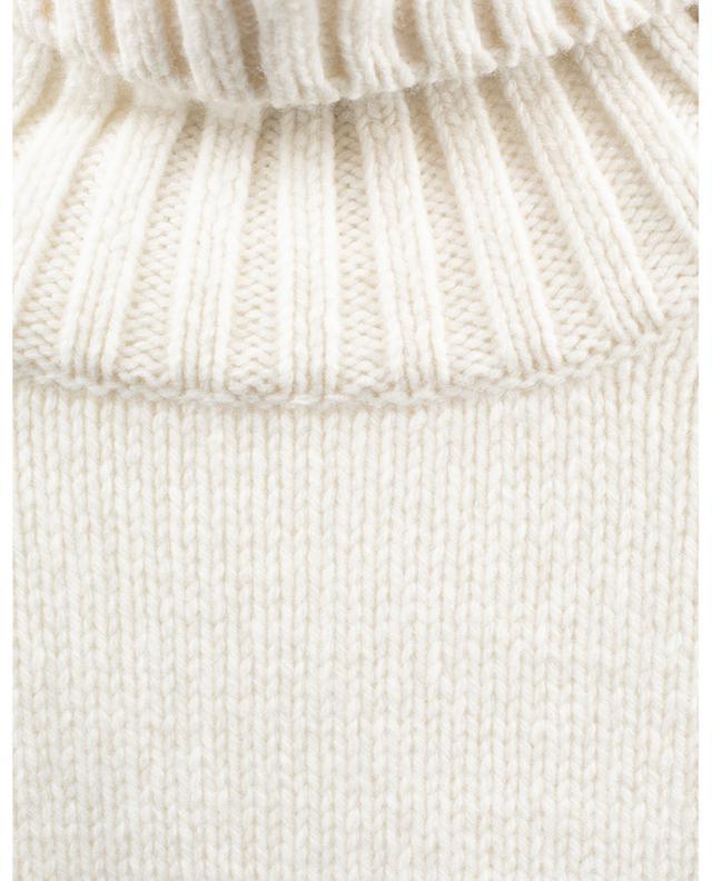 Pull à col roulé en laine et cachemire CRUCIANI