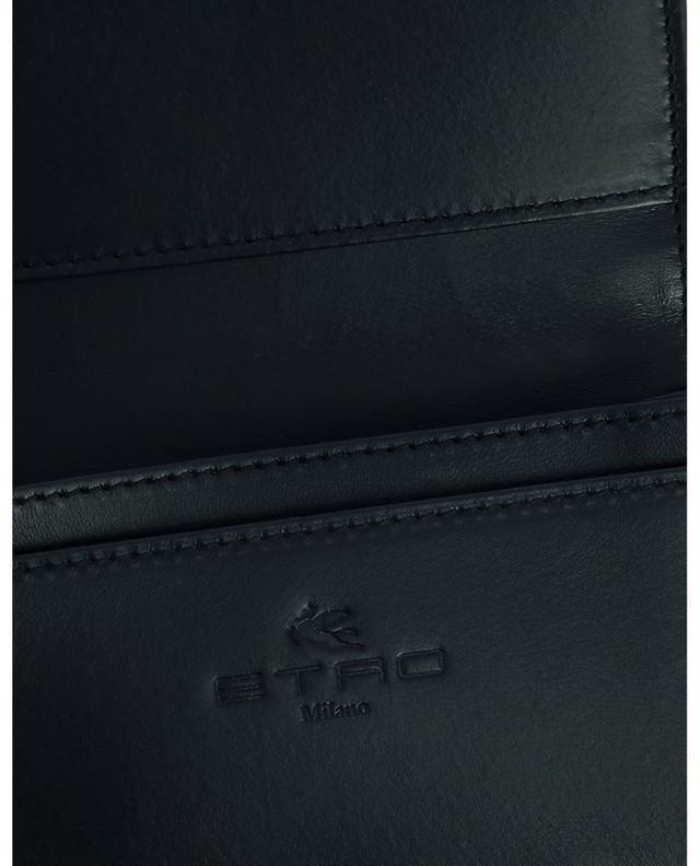Porte-cartes en PVC enduit et coton mélangé ETRO