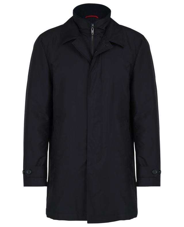 Manteau imperméable à col montant FAY