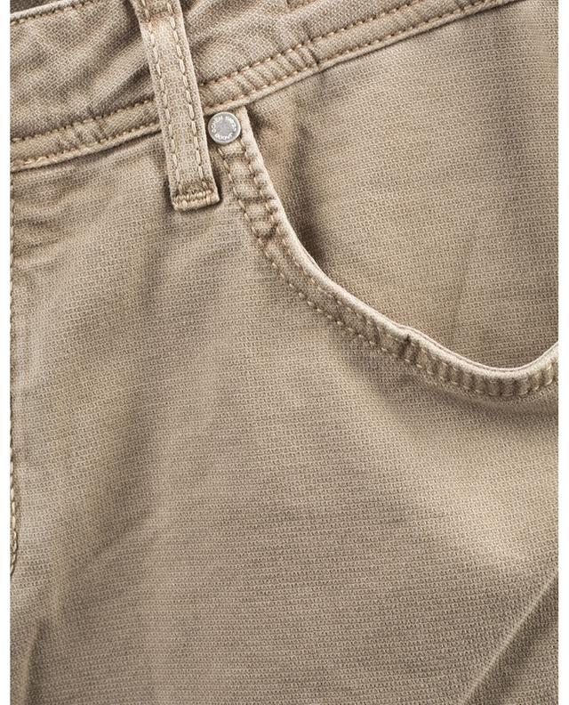 Jean slim texturé J622 Slim Comfort JACOB COHEN