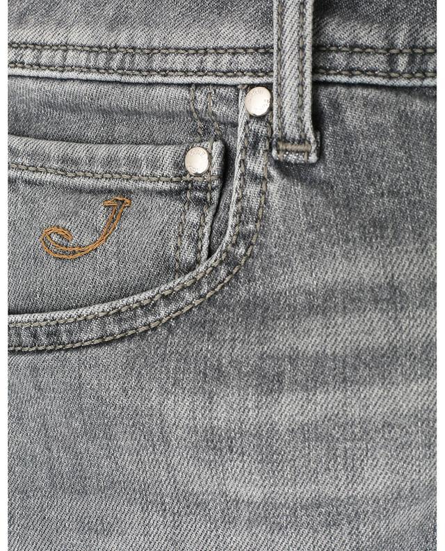 Jean slim gris clair J622 COMF JACOB COHEN