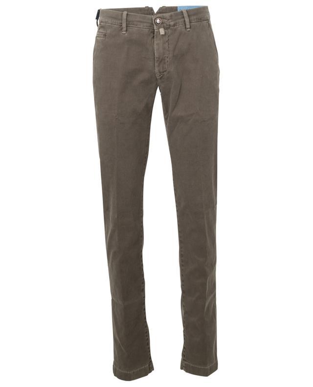 Pantalon chino en coton Bobby Comfort JACOB COHEN