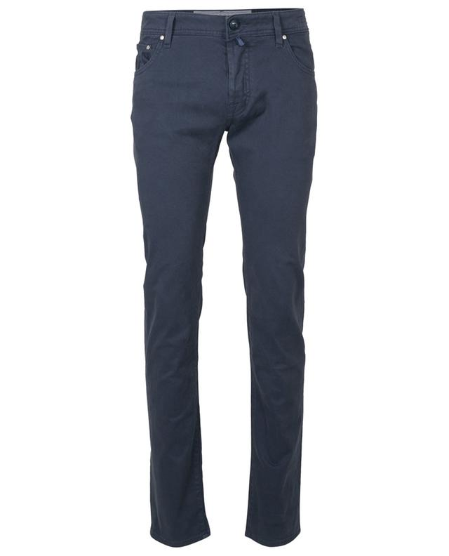 Slim-Fit-Jeans mit Musterprint J622 Slim Comfort JACOB COHEN
