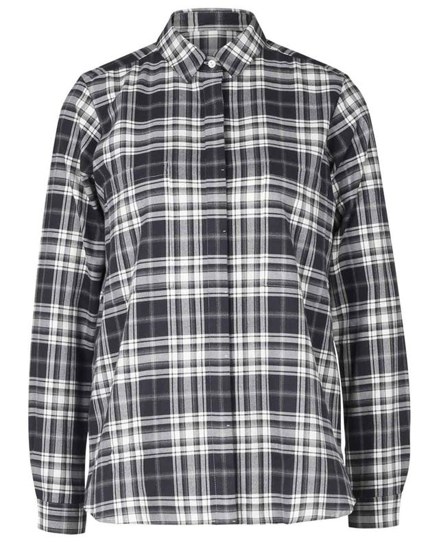 Chemise à carreaux en flanelle Fiona ARTIGIANO