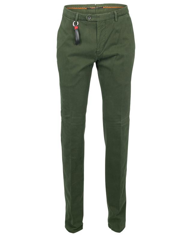 Pantalon chino en coton mélangé Nisida MARCO PESCAROLO