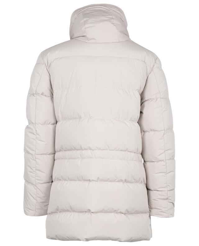 Davide_STP hooded down jacket MOORER