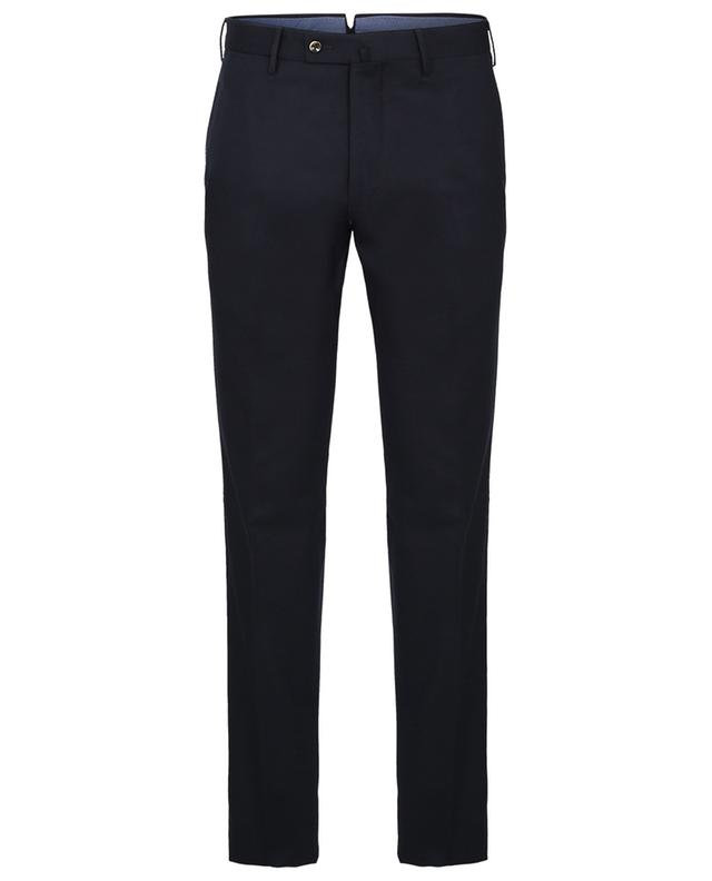 Pantalon à pinces en laine stretch Graven Fit PT TORINO
