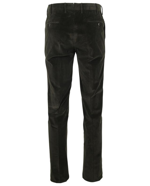 Pantalon slim en velours côtelé PT TORINO