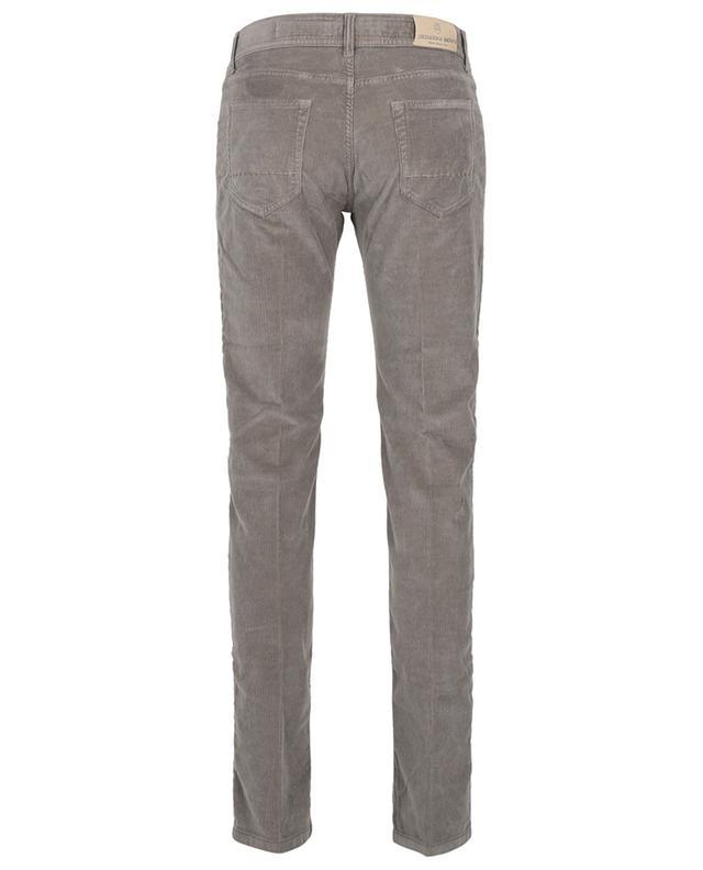 Pantalon en velours côtelé en coton et cachemire Tokyo RICHARD J. BROWN