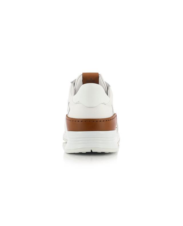Baskets basses à lacets multi-matière T Sportivo Luxury TOD'S