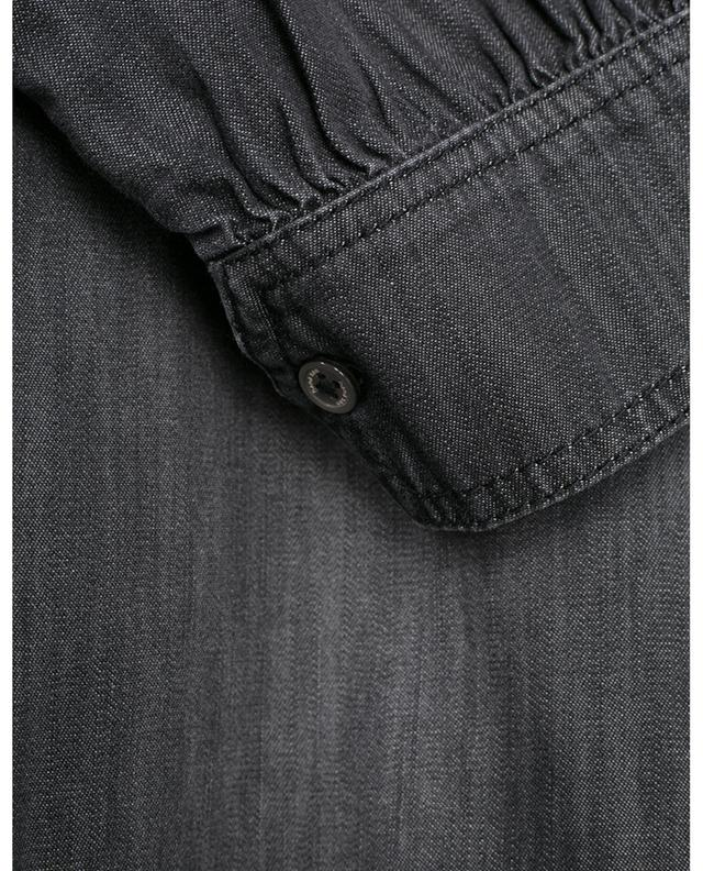 Robe chemise en coton Lucine HANA SAN