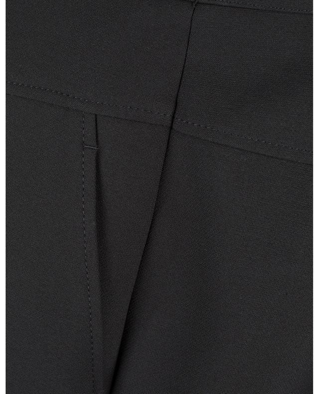 Pantalon slim en viscose mélangée Freya AKRIS PUNTO