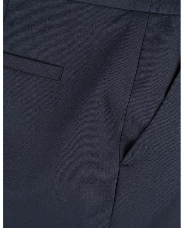 Pantalon droit en coton mélangé Frankie AKRIS PUNTO