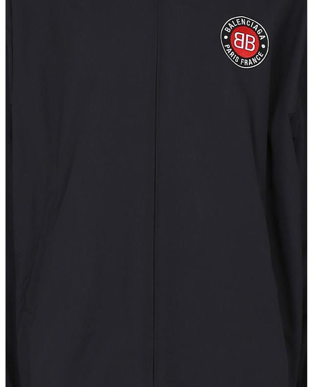 Leichte Sportjacke aus High-Tech-Fasern mit Logo-Patch Uniform Track Suit BALENCIAGA