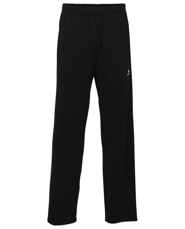 Technical jersey track trousers with side stripes and logo BALENCIAGA
