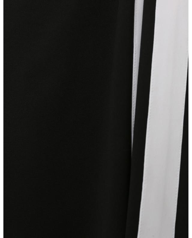 Pantalon de survêtement en jersey technique rayé avec logo BALENCIAGA