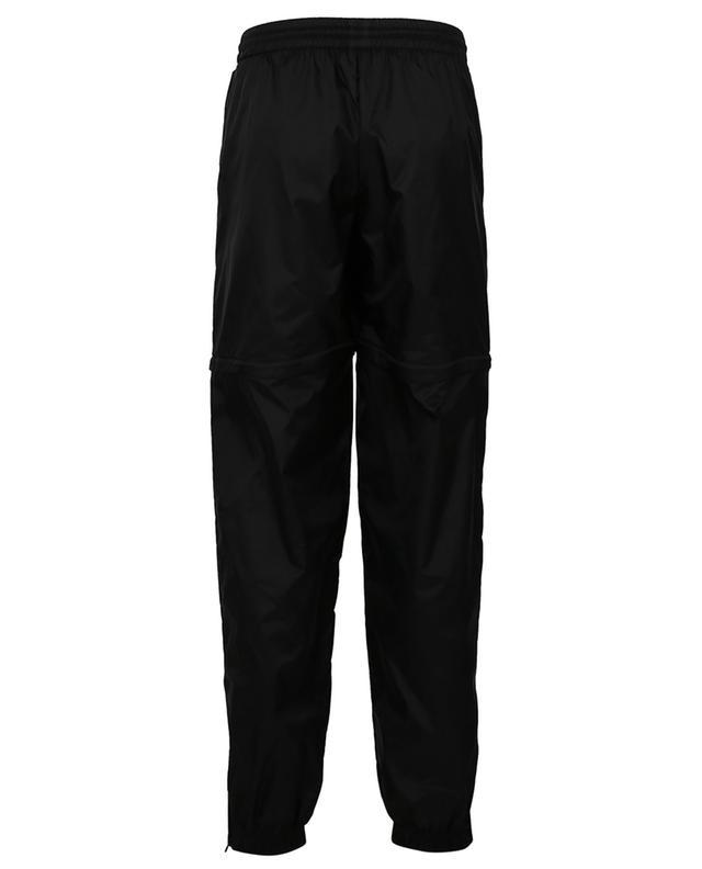 Zipped logo print nylon track trousers BALENCIAGA