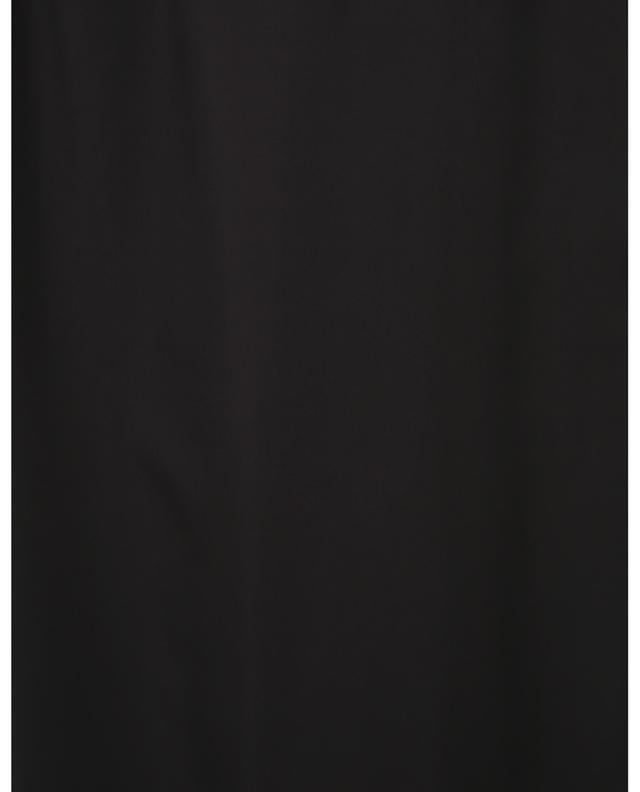 Pantalon de survêtement en nylon zippé imprimé logo BALENCIAGA