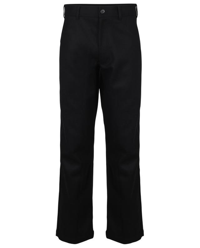 Pantalon large en laine COMME DES GARCONS SHIRT