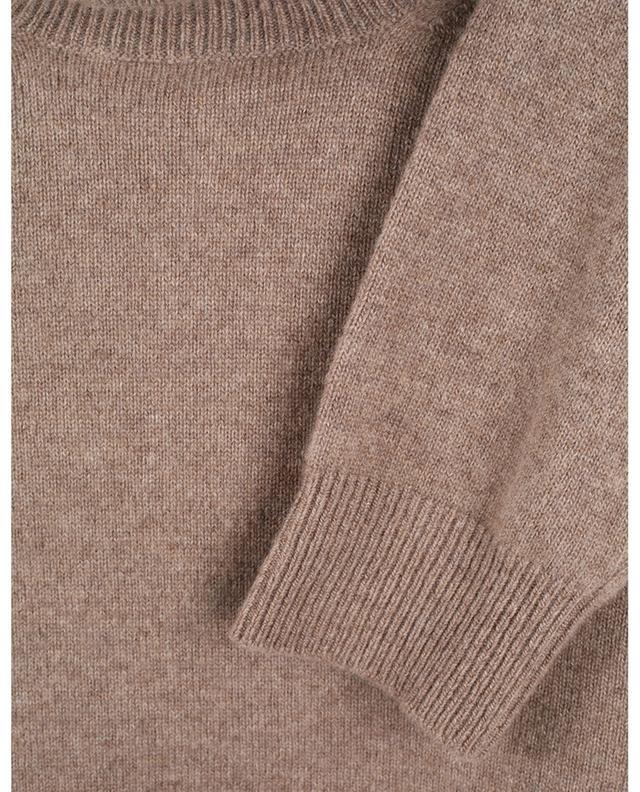 Pull à col roulé en laine et cachemire DONDUP