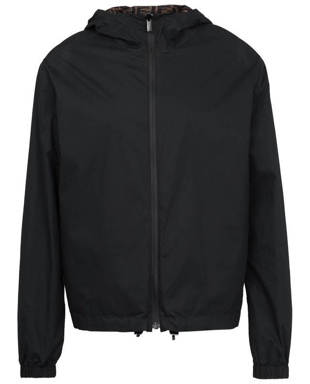 K-Way FF Travel reversible windbreaker jacket FENDI