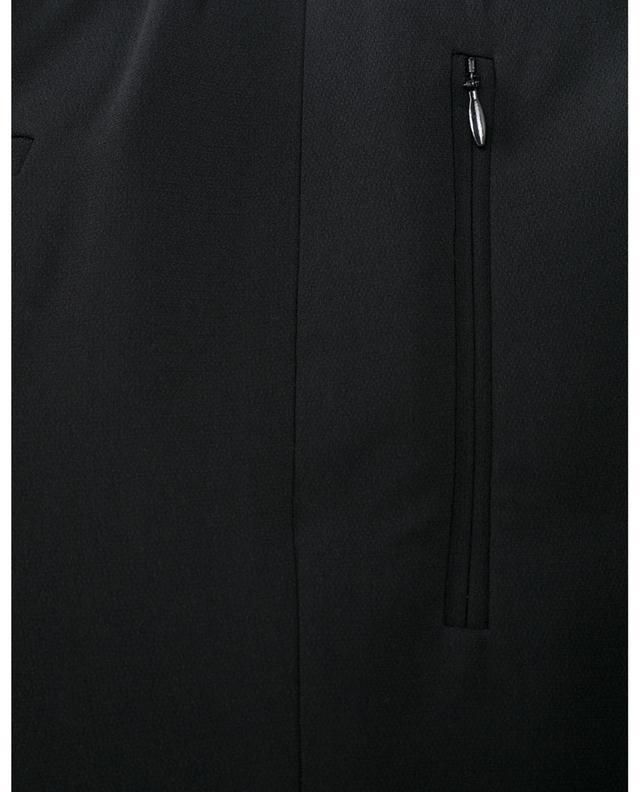 Pantalon plissé évasé Demitria THEORY